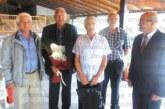 Ветеринарният лекар д-р Георги Траянов от Сливница навръх Гергьовден събра 50 гости за 70-г. юбилей