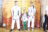 """Каратистите на """"Спартак"""" с 3 медала от европейското по шотокан"""