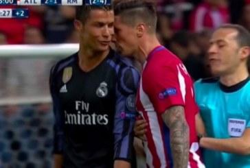 Торес към Кристиано Роналдо: Ти си кучи син!