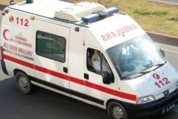 Нова кървава катастрофа: Бус с туристи се преобърна на магистралата, има много ранени