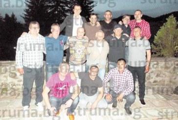 Двама шампиони на България вдигаха наздравици с орлетата от набор '73