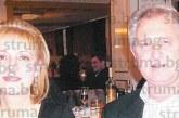 Директорът на Спешна помощ д-р Кр. Михайлов почерпи колегите за 58-та си годишнина