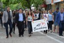 Кметът Камбитов  към абитуриентите Випуск 2017 на Благоевград: Имайте куража да следвате сърцето и интуицията си!