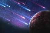 ШОК! Отломки от гигантската комета Анке засипват Земята, заличават цели континенти