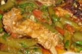 Агнешко със зелен фасул