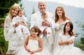 Шарлопов вдигна приказна сватба на дъщеря си в Сандански