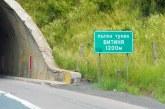 """Затварят тунела """"Витиня"""" от 29 май до 2 юни"""