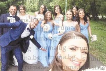 Бизнесмен и бивш общински геодезист вдигнаха сватба с 200 гости на децата си в петзвезден хотел в Сандански