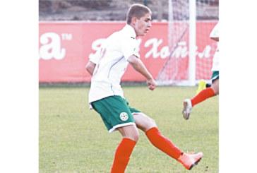 Трагичната смърт на юношески национал почерни мача на 19-г. орлета под Аязмото