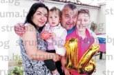 """С приятели малкият фен на """"Барселона"""" Боби Парлапански празнува рожден ден"""