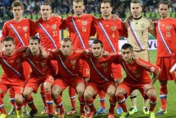 СКАНДАЛ ВЪВ ФУТБОЛА! Всички футболни национали на Русия са хванати с допинг