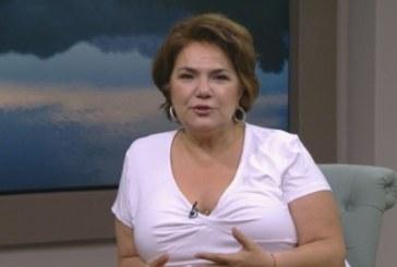 Марта Вачкова направи емоционална изповед и се разплака пред Диана Любенова