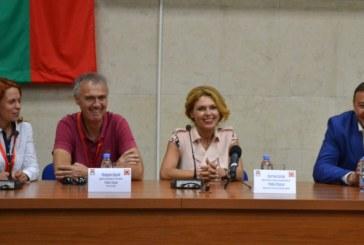 Третото издание на Франкофоли в Благоевград с концерти на Имани и Паров Стелар