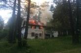 Изгоря най-старата хижа в Паничище (СНИМКИ)