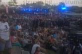 Хиляди се стекоха в новия парк в Благоевград за наградите на БГ Радио