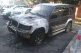 Драснаха клечката на колата на началника на Криминална полиция
