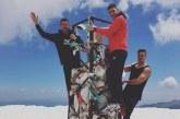 Волейболен национал от Разлог покори връх Вихрен