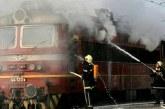 """От последните минути: Карат по спешност в """"Пирогов"""" двамата обгорели машинисти, с тежки изгаряния са"""