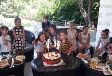 """На парти с приятелчета в парк """"Рила"""" дъщеричката на депутата Инв. Ибришимов – Юлия, празнува рожден ден"""