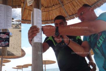 Гърците вдигнаха цените по плажовете