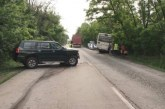Джип удари автобус с работници