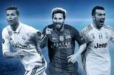 УЕФА обяви идеалния отбор на Шампионска лига