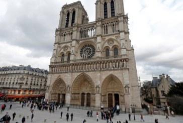 """Стрелба в центъра на Париж, блокада на катедралата """"Нотр Дам"""""""