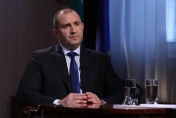Румен Радев: Ако кажа, че сме готови за терористичен акт – ще ви излъжа