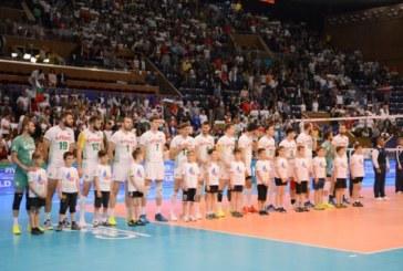 Волейболните ни национали надвиха световния шампион Полша