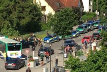 ИЗВЪНРЕДНО! Стрелба на спирка в Мюнхен, има ранени