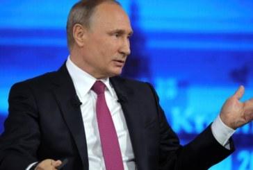 Румен Радев и Владимир Путин разговаряха по телефона