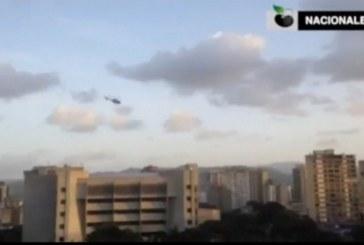 Армията под тревога! Върховният съд в Каракас беше нападнат с гранати от хеликоптер