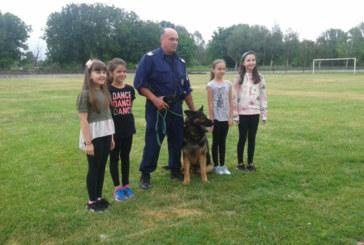 Доброволците от Детското полицейско управление – Дупница завършиха  учебната година  с лагер в природна среда
