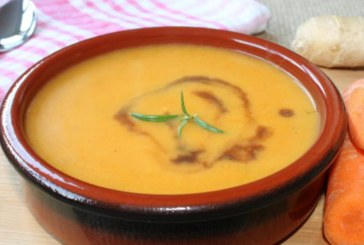 Супа от моркови и целина