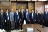 Кметът Георги Икономов посрещна делегация от Китай