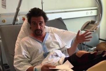 """Бивш водещ на """"Топ Гиър"""" в жестока катастрофа, откараха го в болница /ВИДЕО/"""