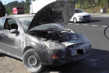 """Опасен инцидент на Е-79 край Благоевград! Шофьор на """"Форд"""" на косъм от смъртта (СНИМКИ)"""