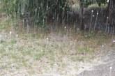 В следващите дни: температурите падат, задават се бури и градушки