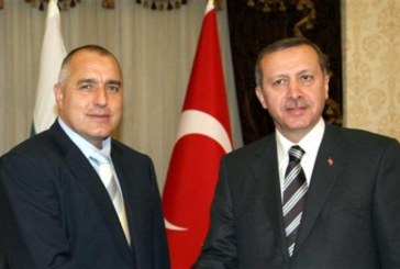 Бойко Борисов се среща с Реджеп Ердоган днес