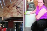 Българин в Испания наръга 8 пъти с нож жена си, строши стол в главата й