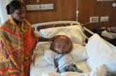 Почина момиченцето, което трогна цял свят със злощастната си съдба