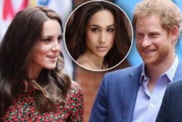 Годеницата на принц Хари е бясна, забрани му да общува с Кейт Мидълтън!