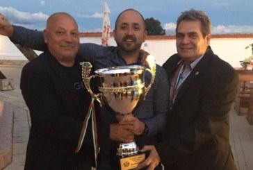 """Треньорът на """"Струмска слава"""" награден от Киро Змейо с договор в професионалния футбол, зарече се да стъжни уикенда на """"Пирин"""" /ГД/"""