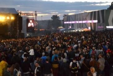 """Над 30 000 души се събраха пред сцената на """"Francofolies. Благоевград""""  2017 заедно с Imany и Parov Stelar"""