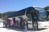 НА КОСЪМ ОТ СМЪРТТА! Туристи от Пиринско оцеляха по чудо на път за плаж в Гърция, автобусът им…