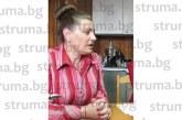 Вижте я добре! Тази дама, служителка в централата на БСП, изрита в корема полицай, преди това се почерпила