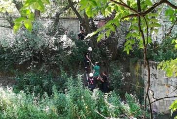Мъж падна в коритото на Струма, вадиха го пожарникари