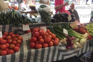 От борсата в Кърналово до сергиите на пазара в Благоевград цените на зеленчуците скачат почти 100%, чушките с рекорд – от 70 ст. на 2 лв.