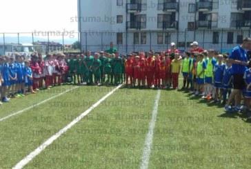 """Децата на """"Пирин"""" /Рз/ триумфираха с шампионската титла в Банско, сребърната купа остана за орлетата"""
