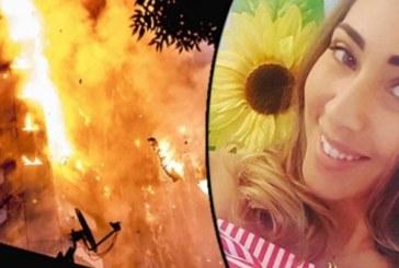"""Предсмъртно сбогуване: Красивата Мариам изпратила изключително тъжно послание от """"Кулата на ада"""" в Лондон"""
